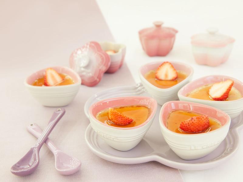 草莓葛布丁
