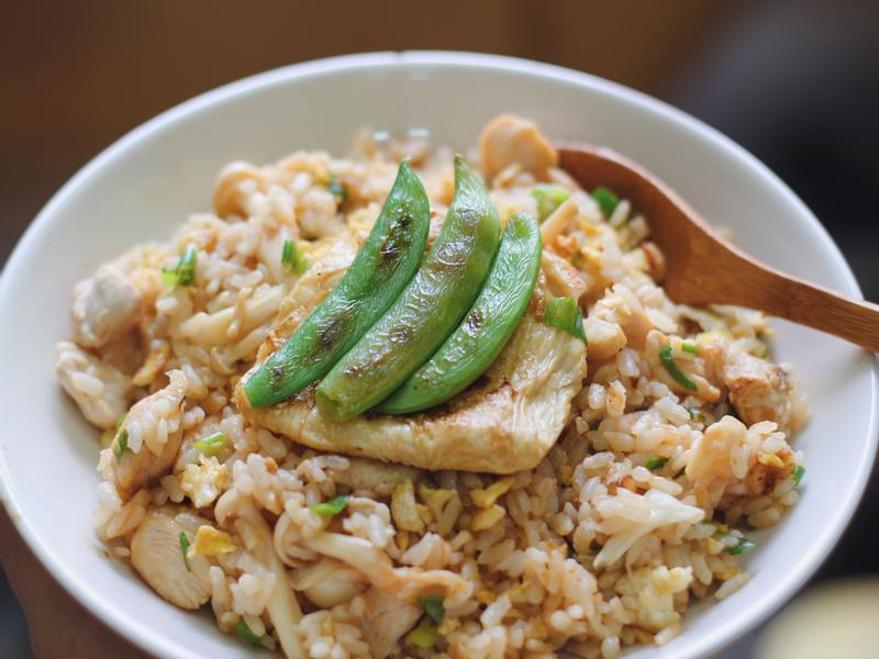 日式風味雞肉炒飯