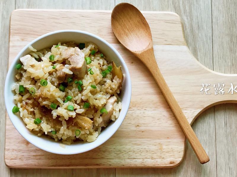 《麻油雞飯-砂鍋煮法》簡單又零失敗做法