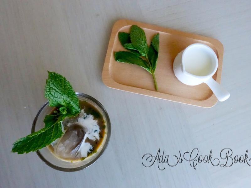 [清涼飲料] 三藩必打卡咖啡 薄荷冰咖啡
