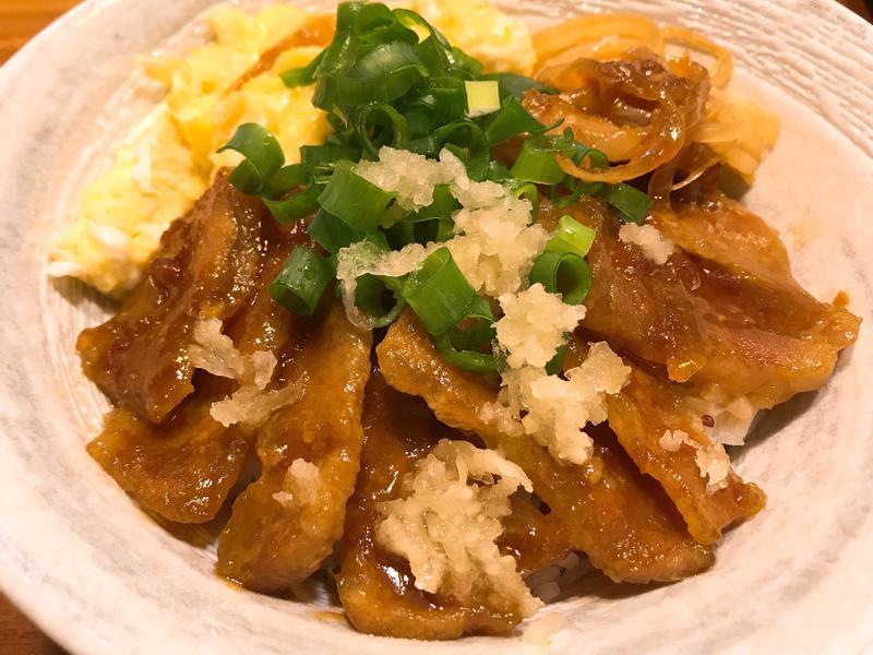 《快速料理-燒肉丼》