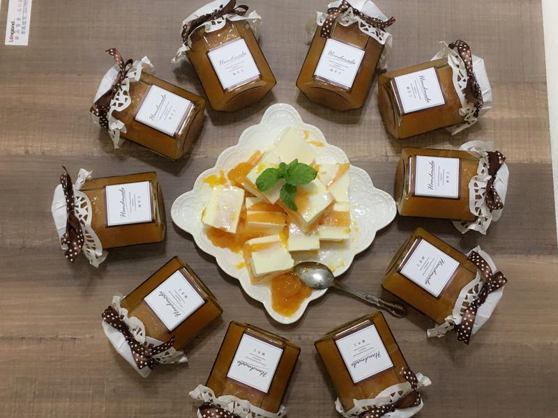 法式香檸芒果醬