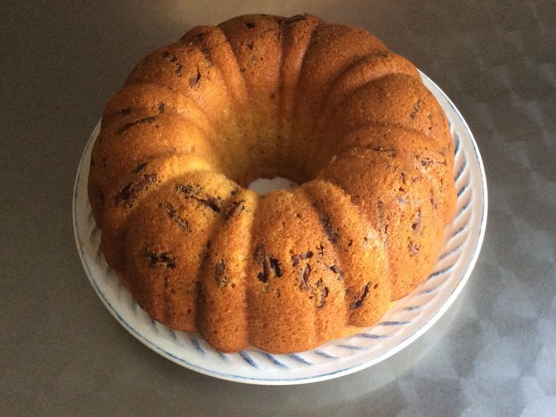 蘭姆酒蛋糕