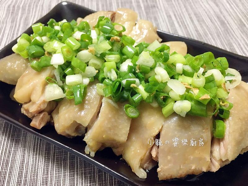 蔥油雞【電鍋料理】