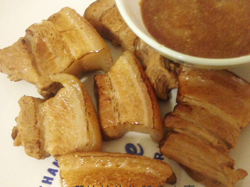 低醣生酮(減肥)✿ 白滷五花肉