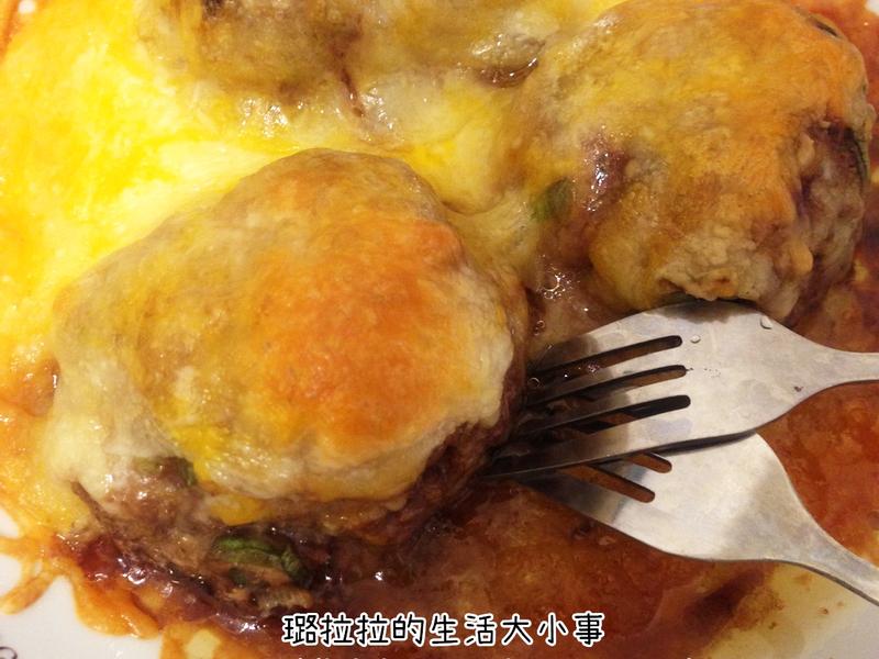 低醣生酮(減肥)✿焗烤煎肉餅(無澱粉)