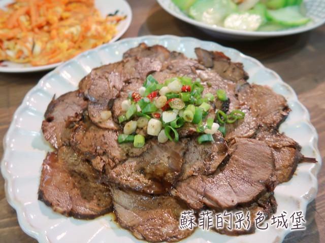 『紅露香滷牛腱』零廚藝料理