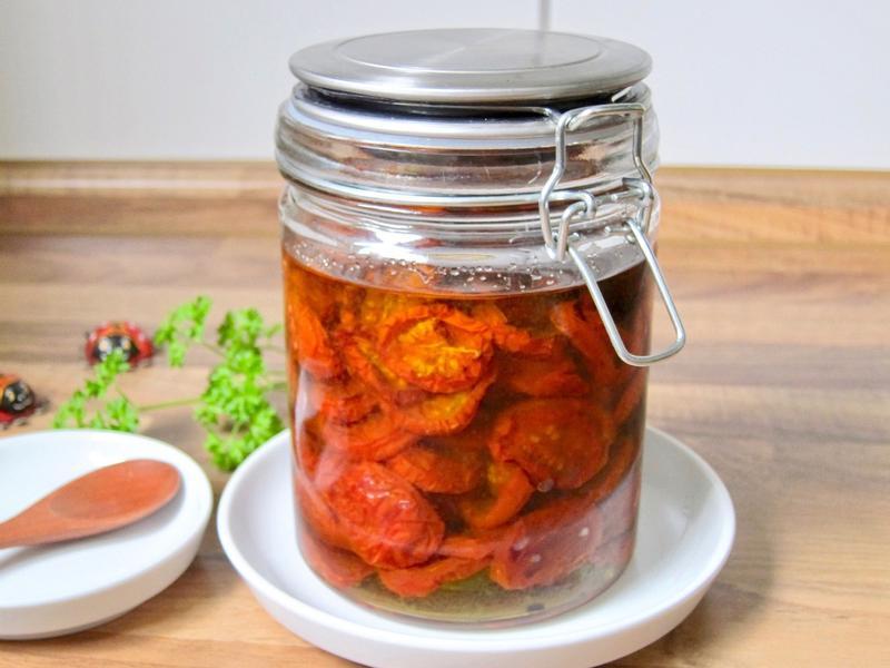 義式油漬番茄乾
