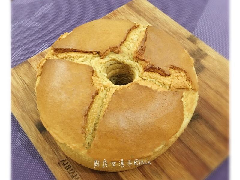 紅玉奶茶戚風蛋糕