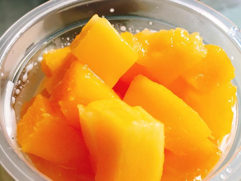 鮮芒果奶酪