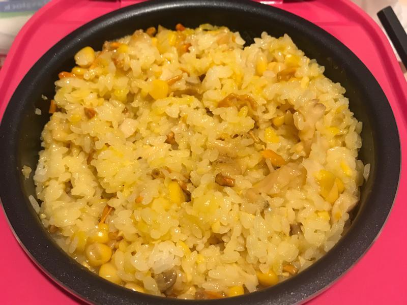 一鍋簡便煮: 蟲草花螺頭玉米燉飯