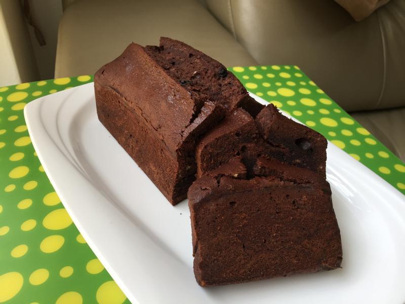 巧克力磅蛋糕(無泡打粉)