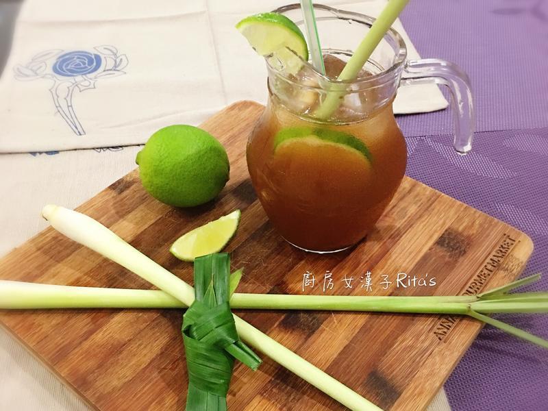 香茅斑蘭茶