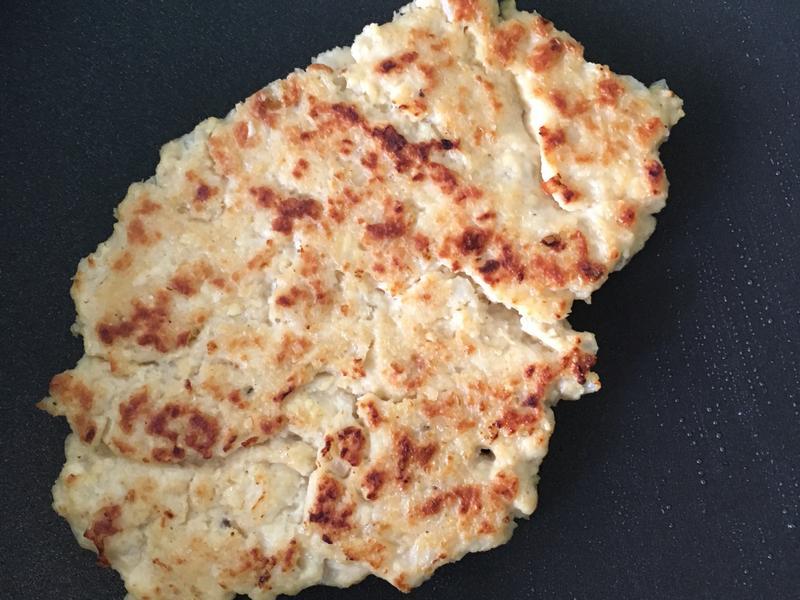 低卡高纖高蛋白《豆渣雞肉豆腐排》