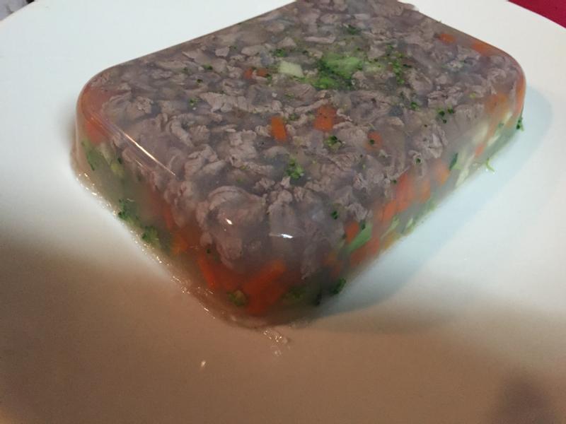 🐶狗狗鮮食—法式鮮蔬牛肉凍