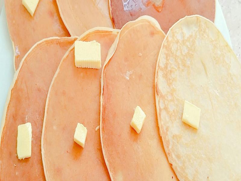 超簡易版鬆餅🍴濃純香