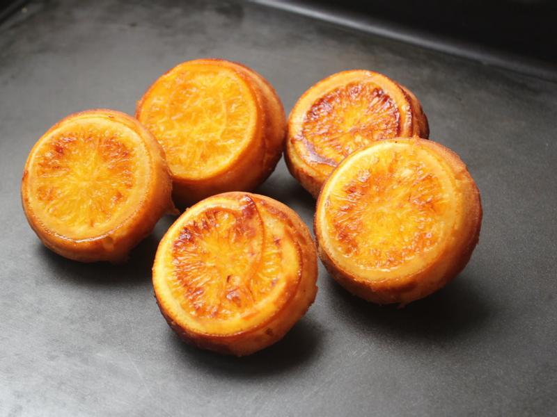 翻轉柳橙蛋糕