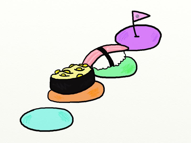 暖心手握壽司