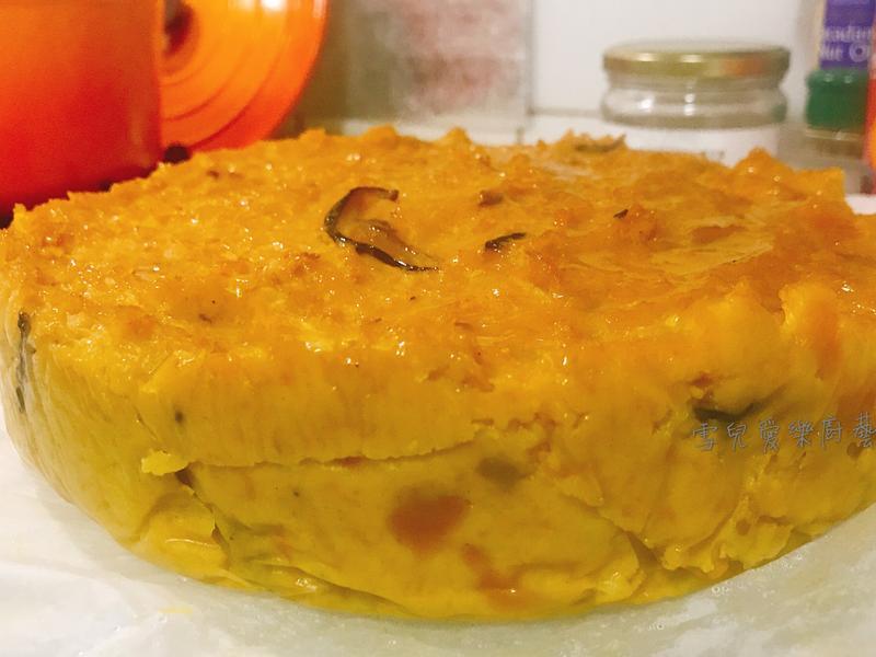 南瓜🎃鹹糕
