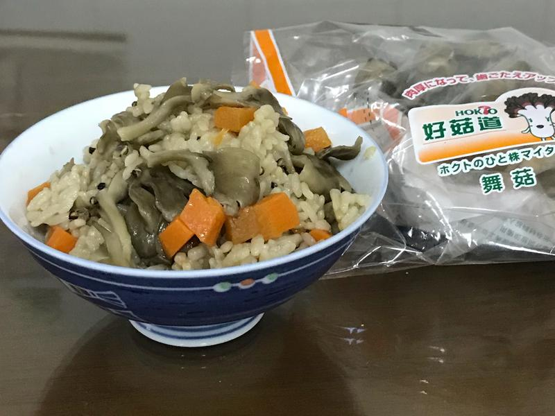 舞菇炊飯(好菇道好食光)