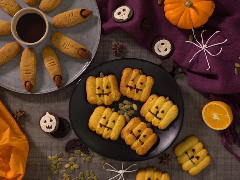 黃金南瓜餅乾