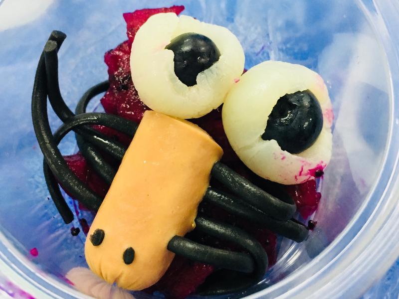 小兒科料理🍳鬼怪樂園杯👻🎃