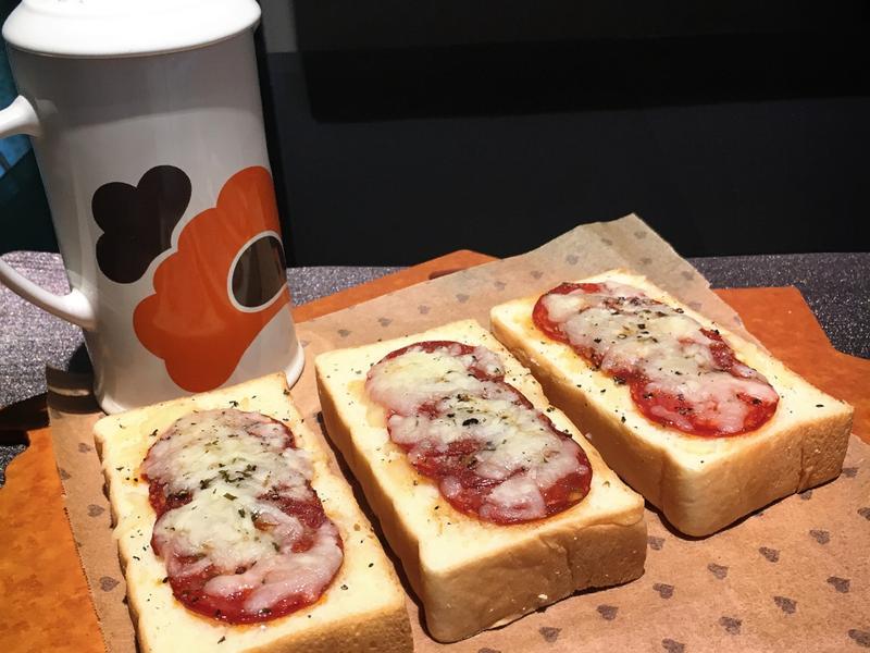 Open Sandwich 開放式三文治
