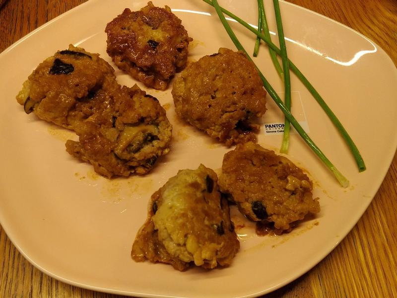 超下飯の香菇豬絞肉丸子 簡單易做!