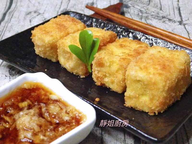 日式揚出豆腐