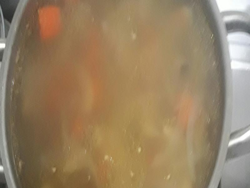 高纖高鈣龍骨湯