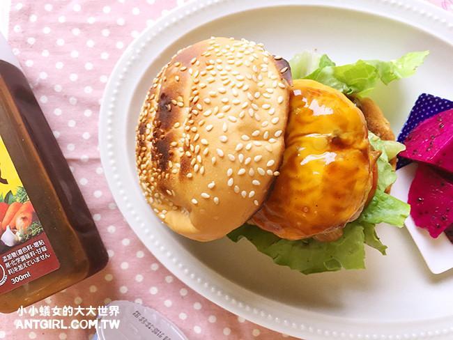 日式豆腐漢堡排(第一次做就上手)