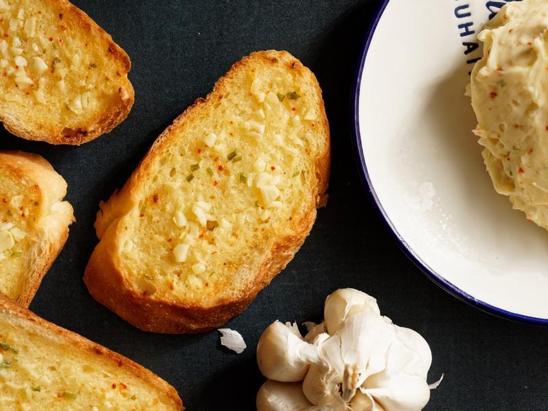甜蒜法國麵包【麥典實作工坊麵包專用粉】