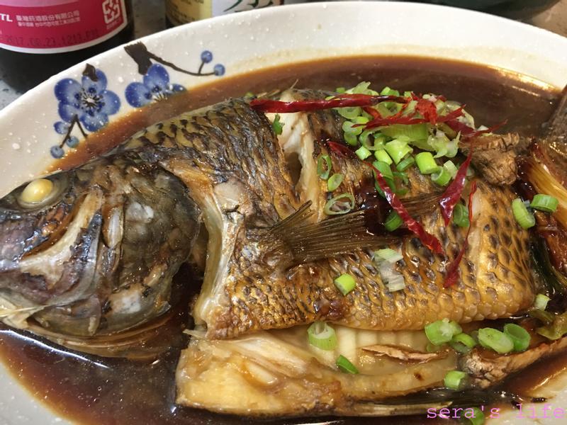 紅燒台灣鯛