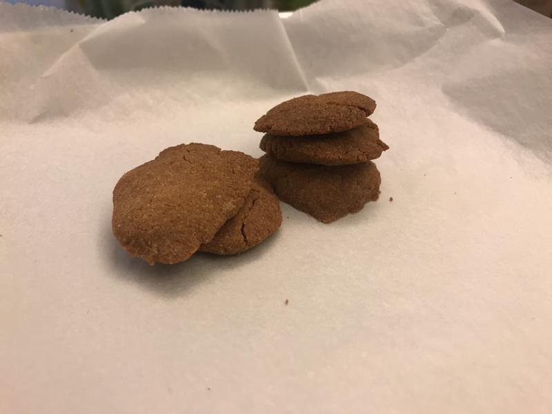 無麩質餅乾-椰子曲奇餅