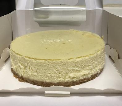 紐約經典重乳酪蛋糕