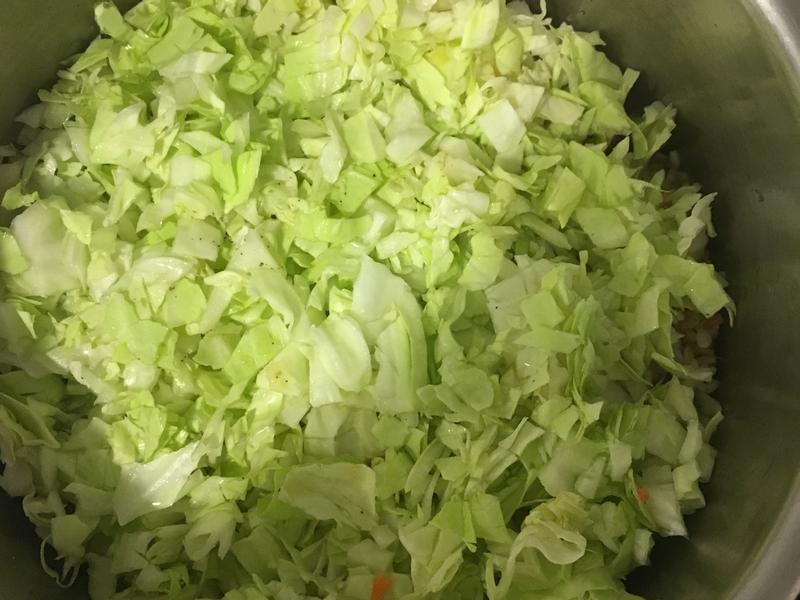 [小資便當料理]日式野菜炊飯