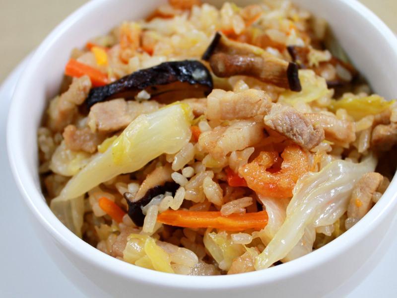 【厚生廚房】高麗菜飯
