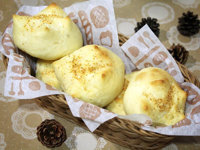 蒜味奶油麵包