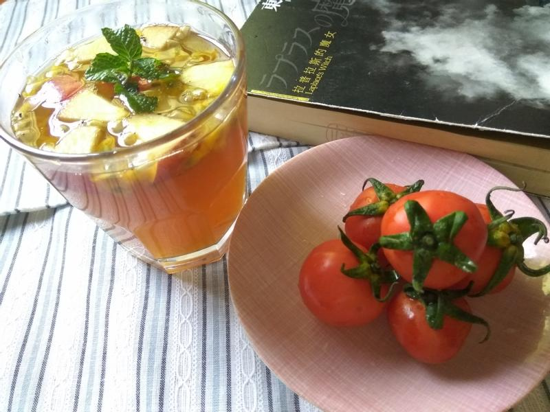 十分鐘喝簡易水果茶─橙香蜜配方
