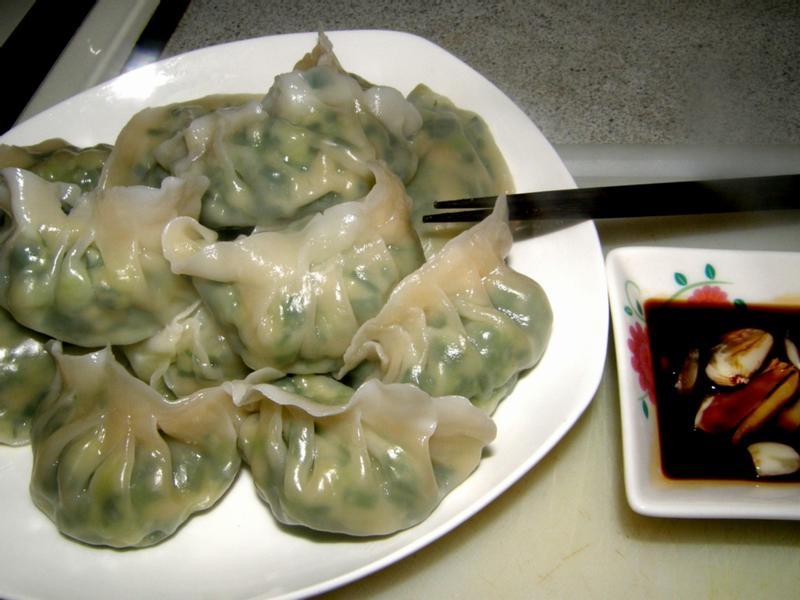小夫妻的餐桌 ~ [康寶鮮味炒手] 之 翡翠元寶