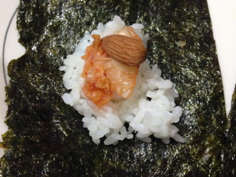 野餐最佳美食:海苔壽司