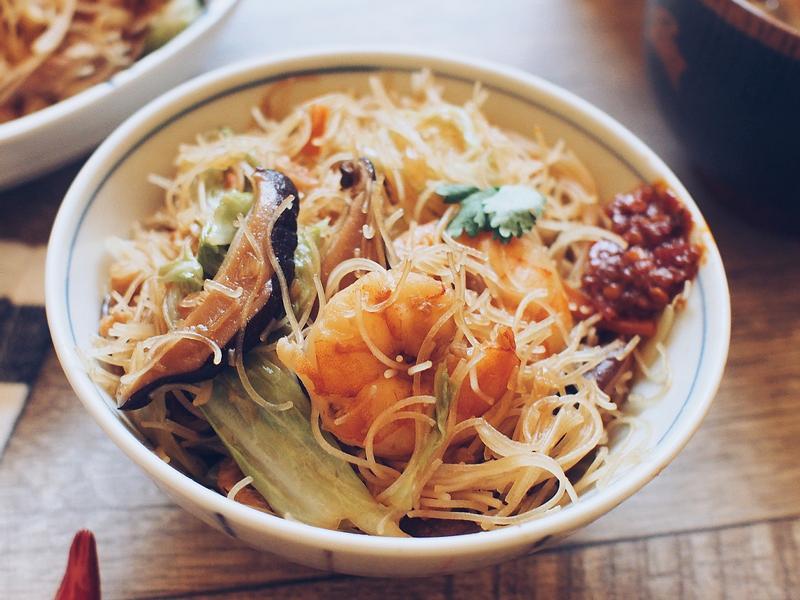 台式什錦炒米粉