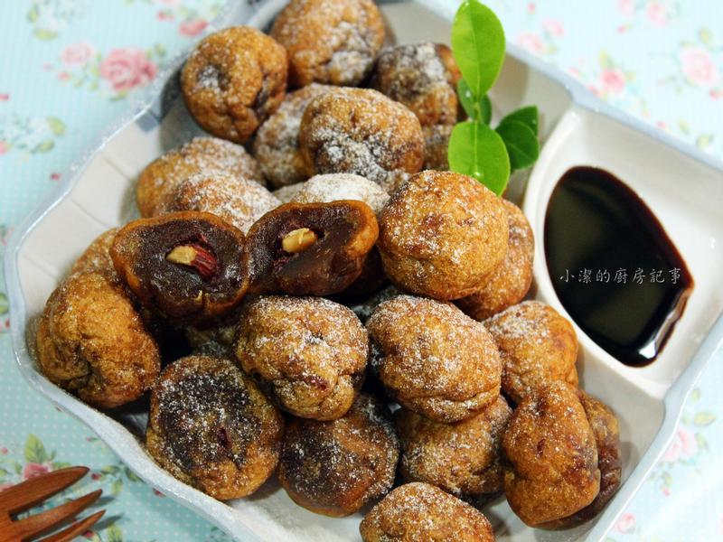 糖心甜薯 (糖心地瓜球)