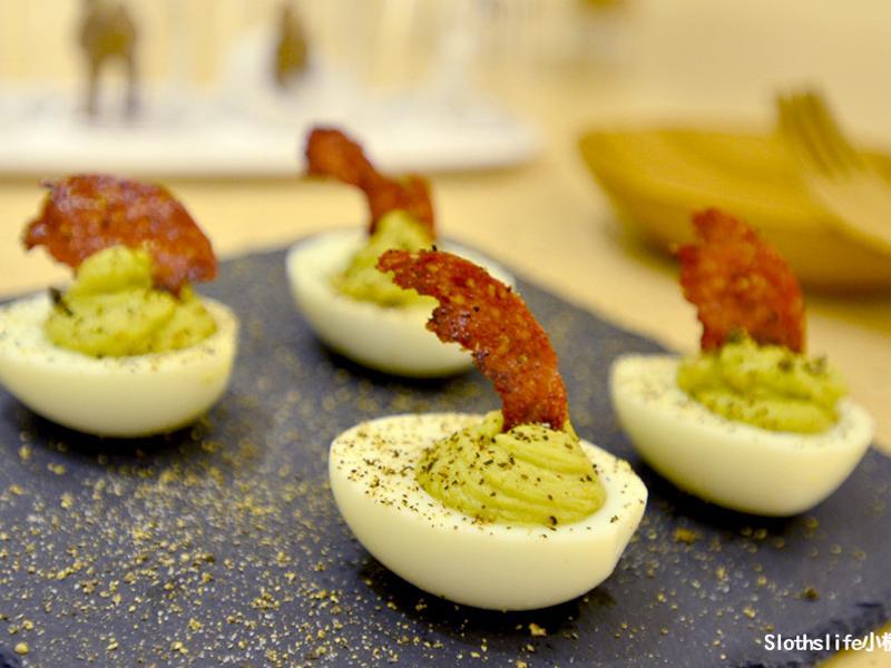萬聖節-魔化火腿蛋