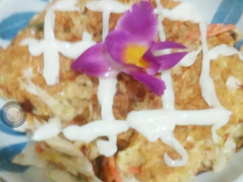 大阪燒泡麵(精心烹製的速食麵)