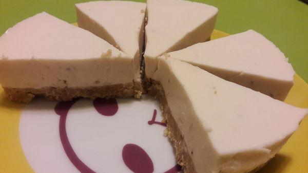 [MAYI]草莓起司蛋糕(免烤)