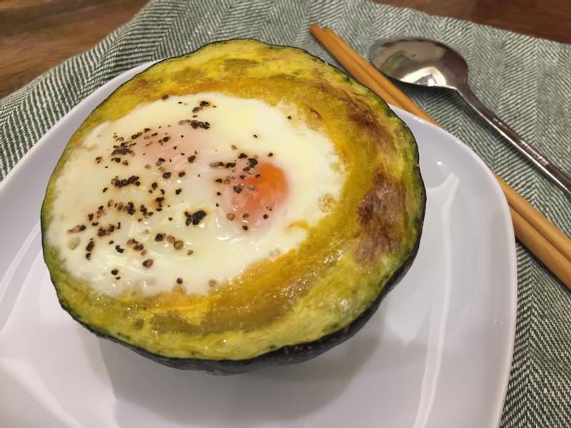 南瓜封蛋,簡易瘦身餐(影片)