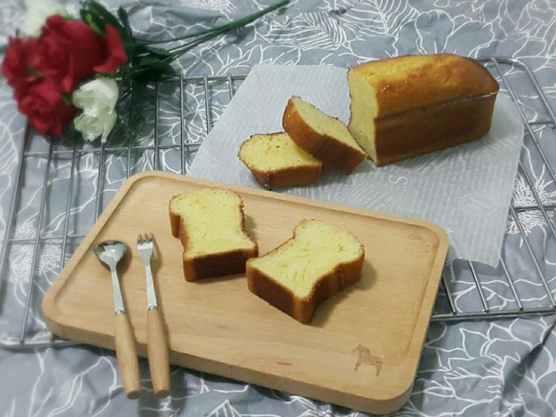 一個盆免打發!🍊酵母版鮮奶油橙香蛋糕