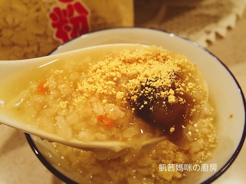 桂圓米糕粥🎶