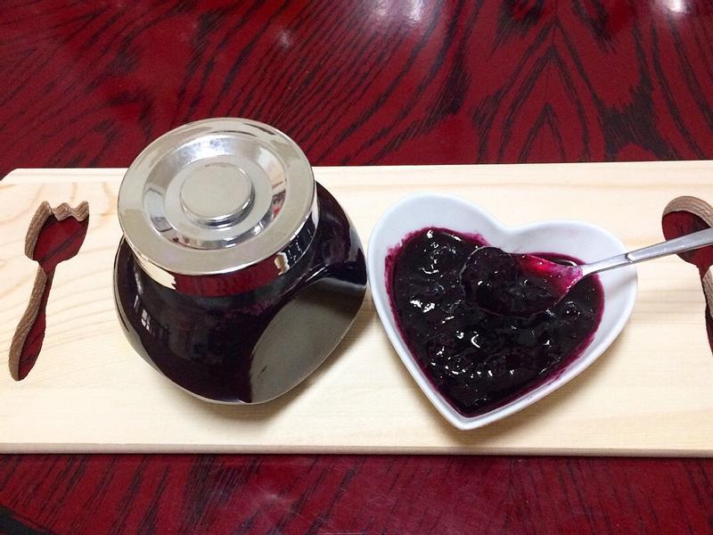 綜合莓果醬(藍莓、草莓)